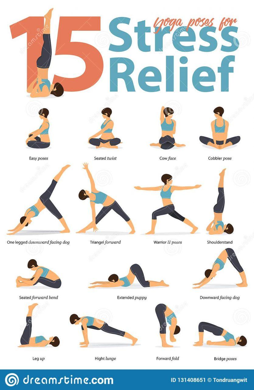En este momento estás viendo 15 posturas de yoga