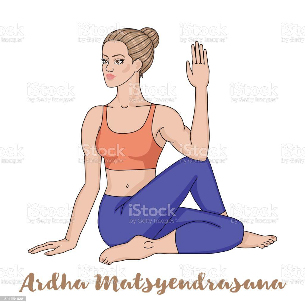 En este momento estás viendo Ardha matsyendrasana