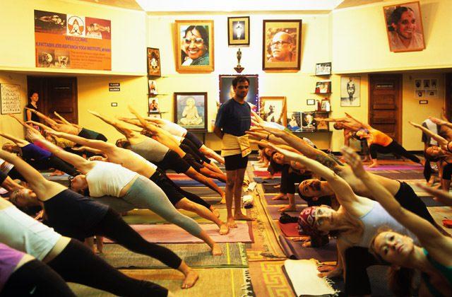 En este momento estás viendo Ashtanga yoga mysore
