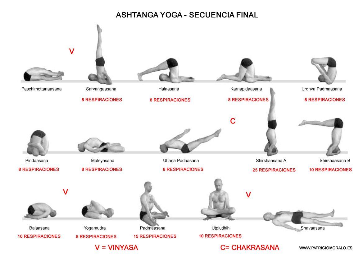 En este momento estás viendo Ashtanga yoga posturas