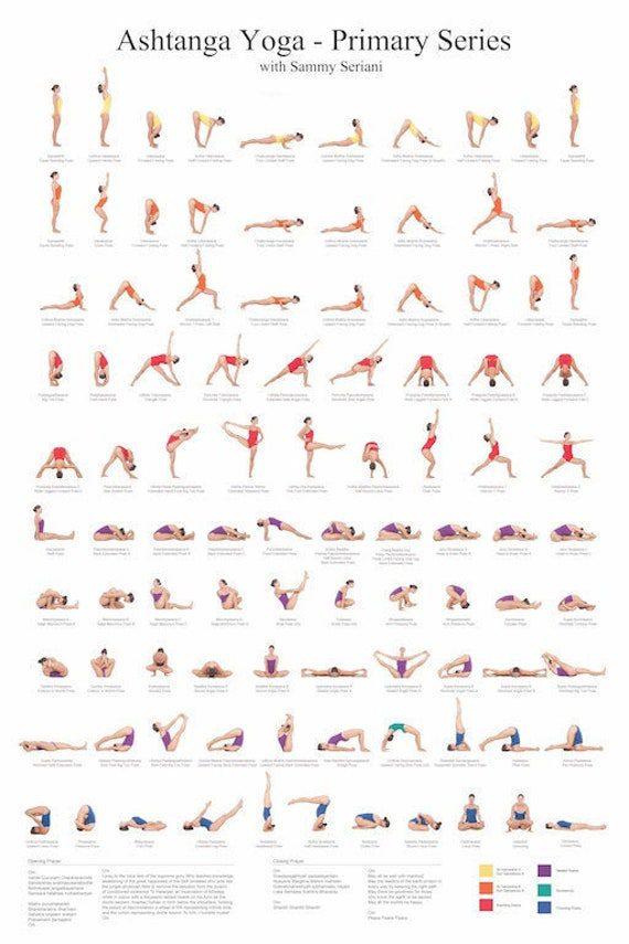 En este momento estás viendo Ashtanga yoga
