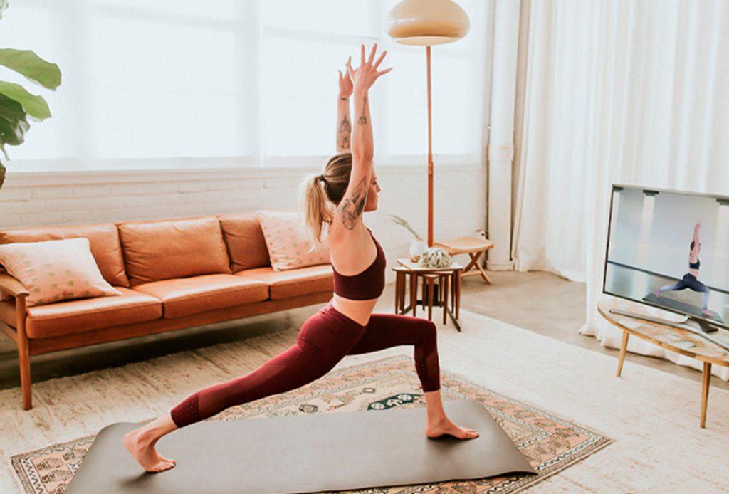 En este momento estás viendo Clase yoga online