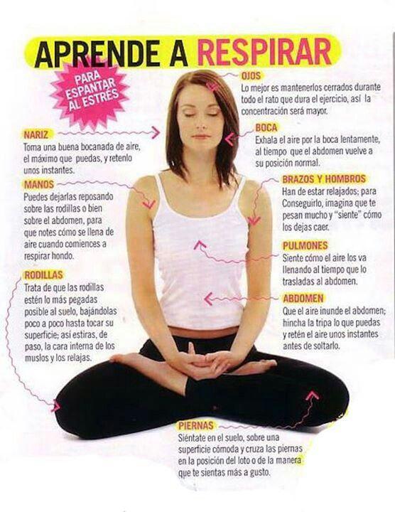 En este momento estás viendo Como se respira en yoga