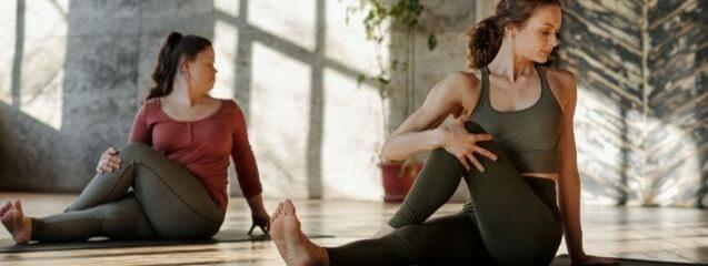 En este momento estás viendo Cuando se notan los beneficios del yoga