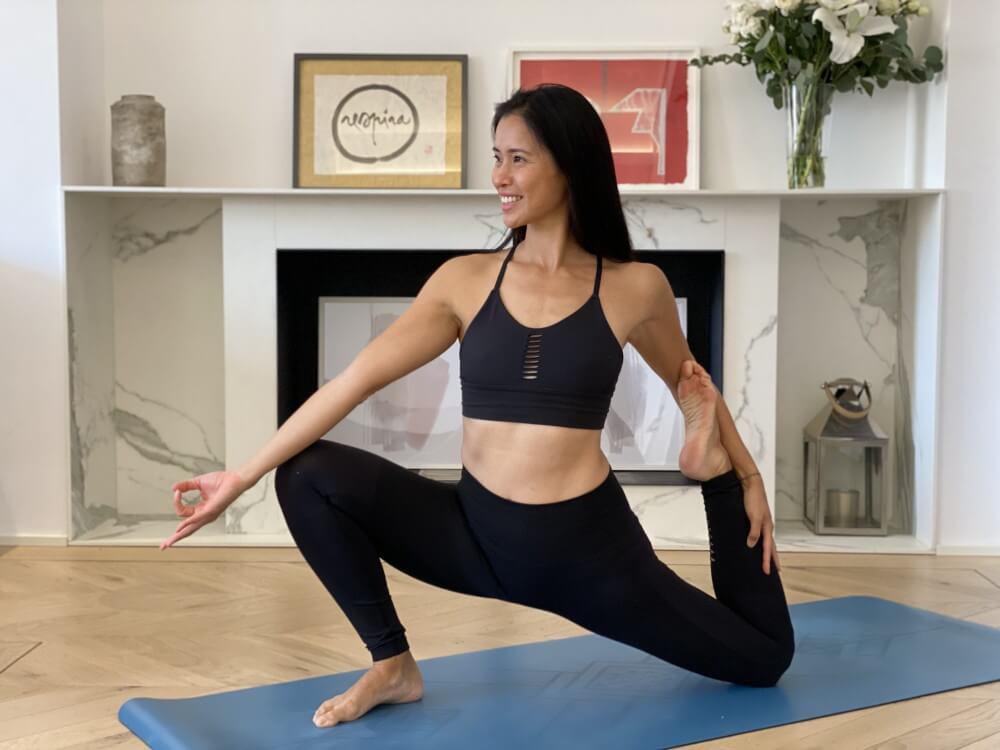 En este momento estás viendo Hacer yoga adelgaza