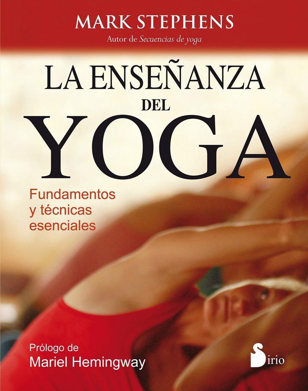 En este momento estás viendo La enseñanza del yoga