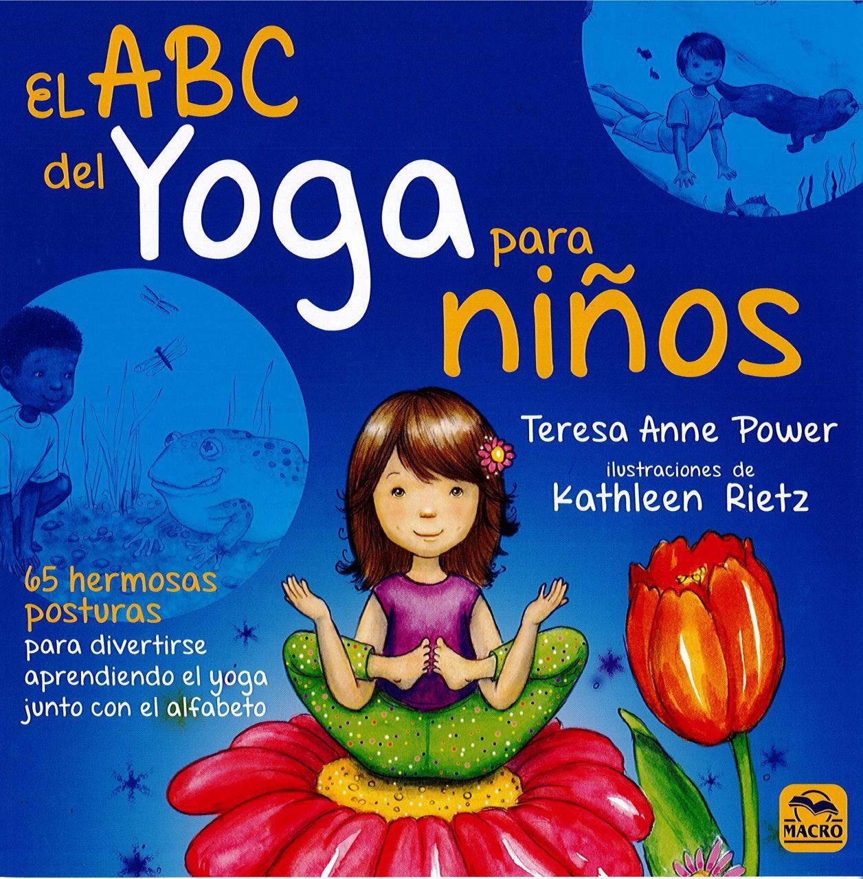 En este momento estás viendo Libros de yoga para niños