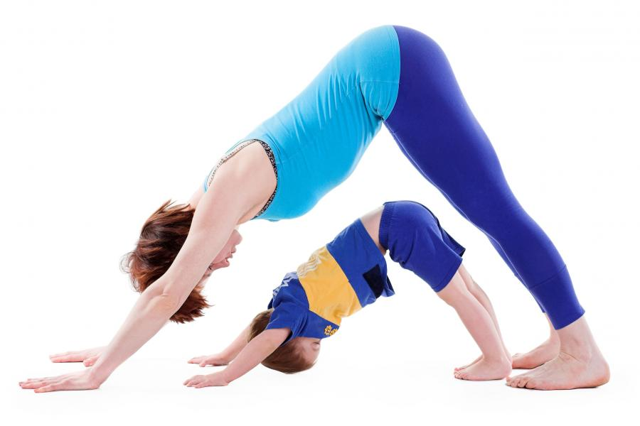 En este momento estás viendo Mama yoga