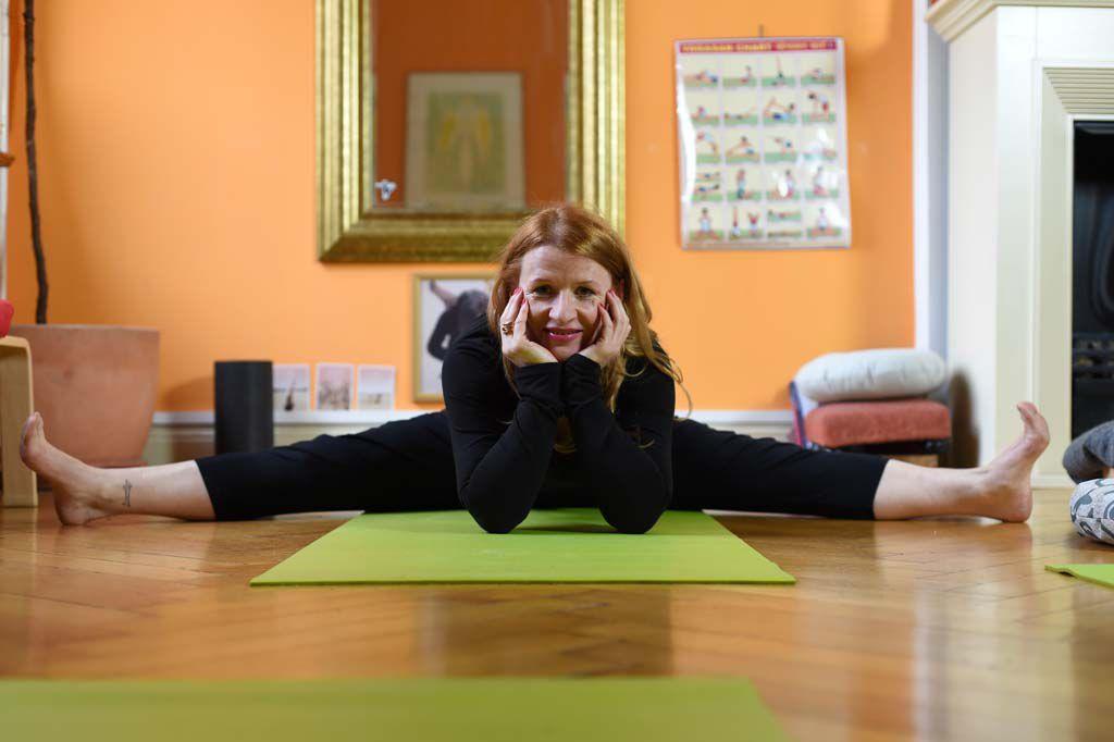 En este momento estás viendo Maria yoga