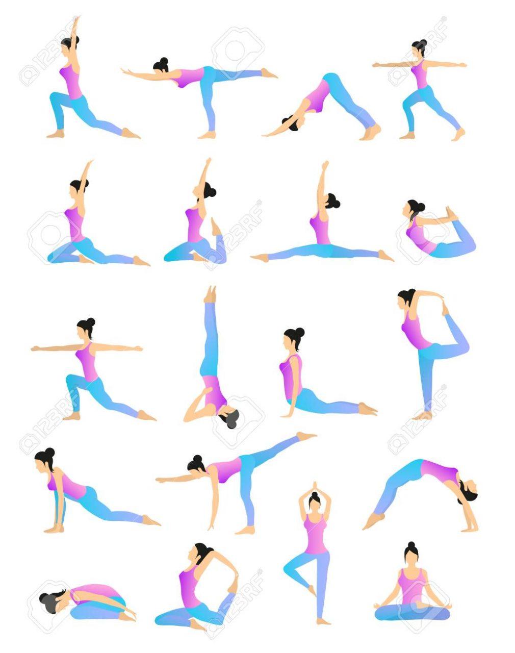 En este momento estás viendo Movimientos de yoga
