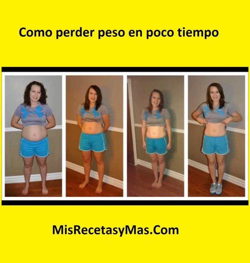 En este momento estás viendo Perder peso poco a poco
