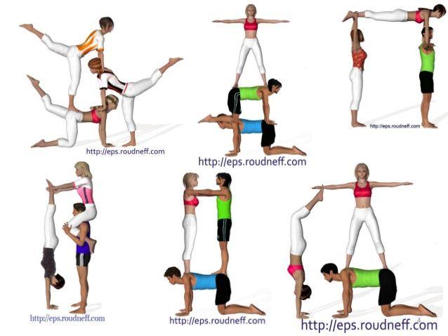En este momento estás viendo Poses de yoga para 3