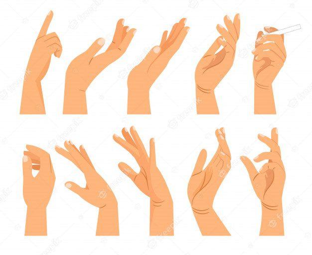 En este momento estás viendo Posiciones de manos