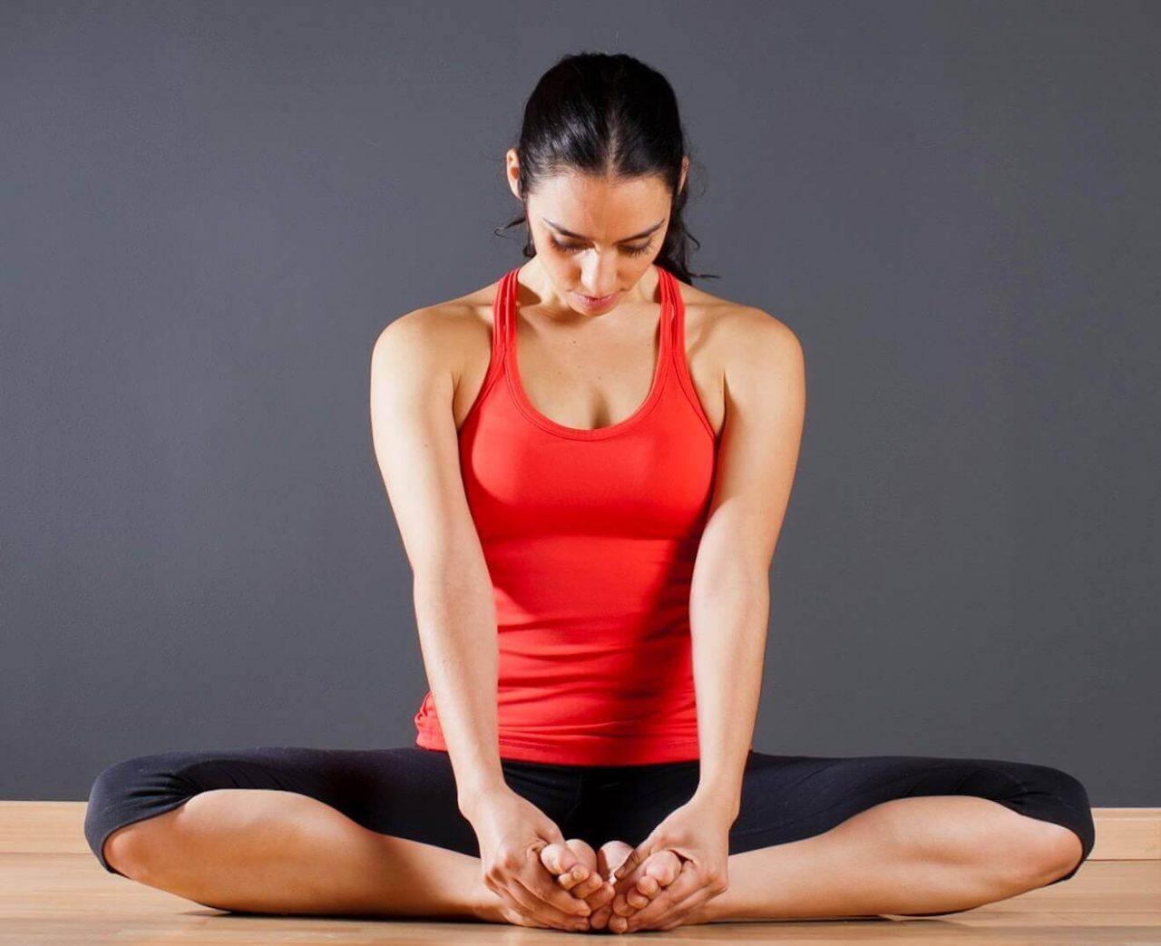 En este momento estás viendo Postura de la mariposa yoga