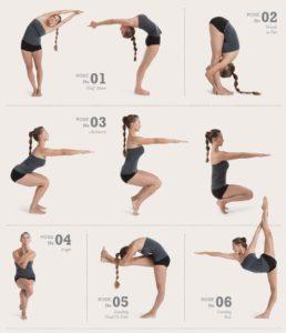 Lee más sobre el artículo Posturas bikram yoga