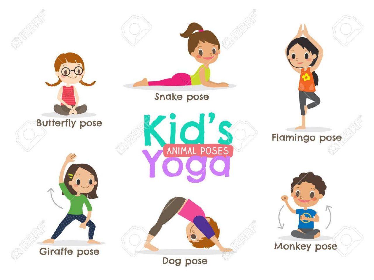 En este momento estás viendo Posturas de yoga dibujos