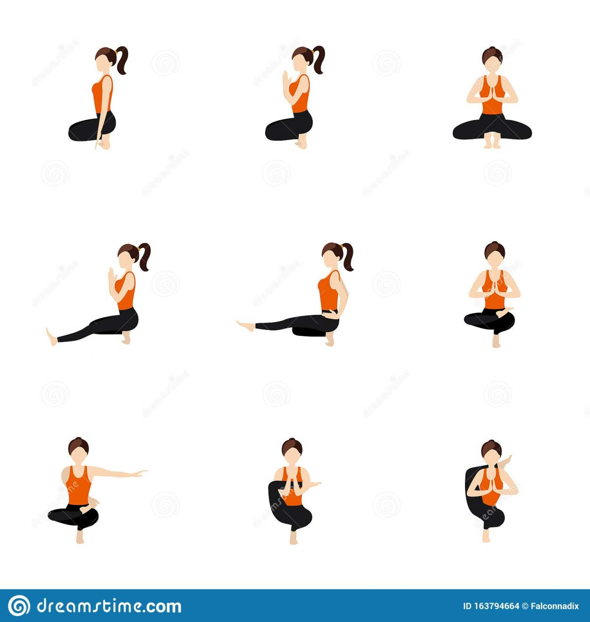 En este momento estás viendo Posturas yoga sentada