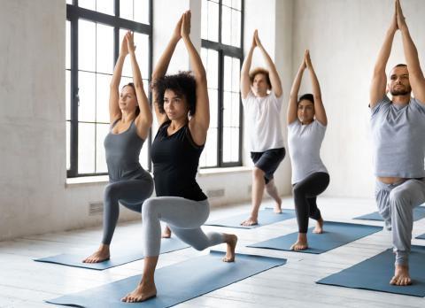 En este momento estás viendo Practica de yoga