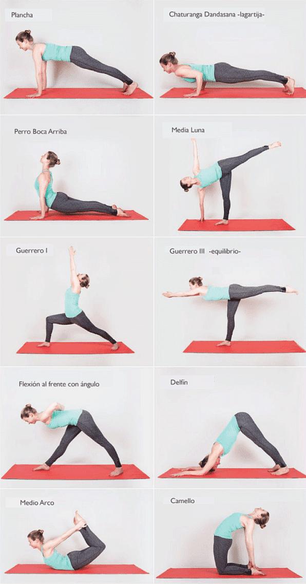En este momento estás viendo Rutinas yoga para principiantes