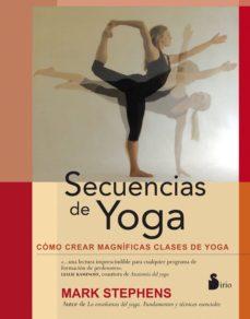 En este momento estás viendo Secuencias de yoga libro