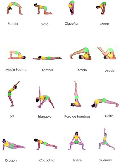 En este momento estás viendo Series de yoga