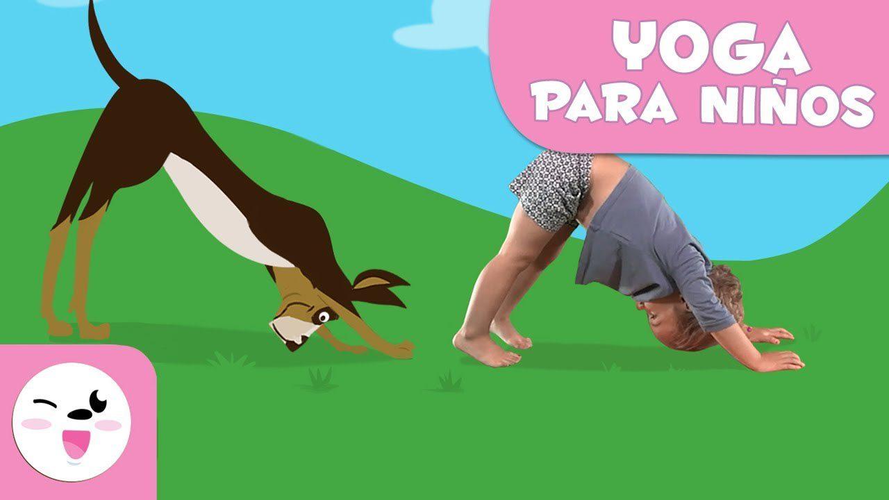 En este momento estás viendo Videos de yoga para niños