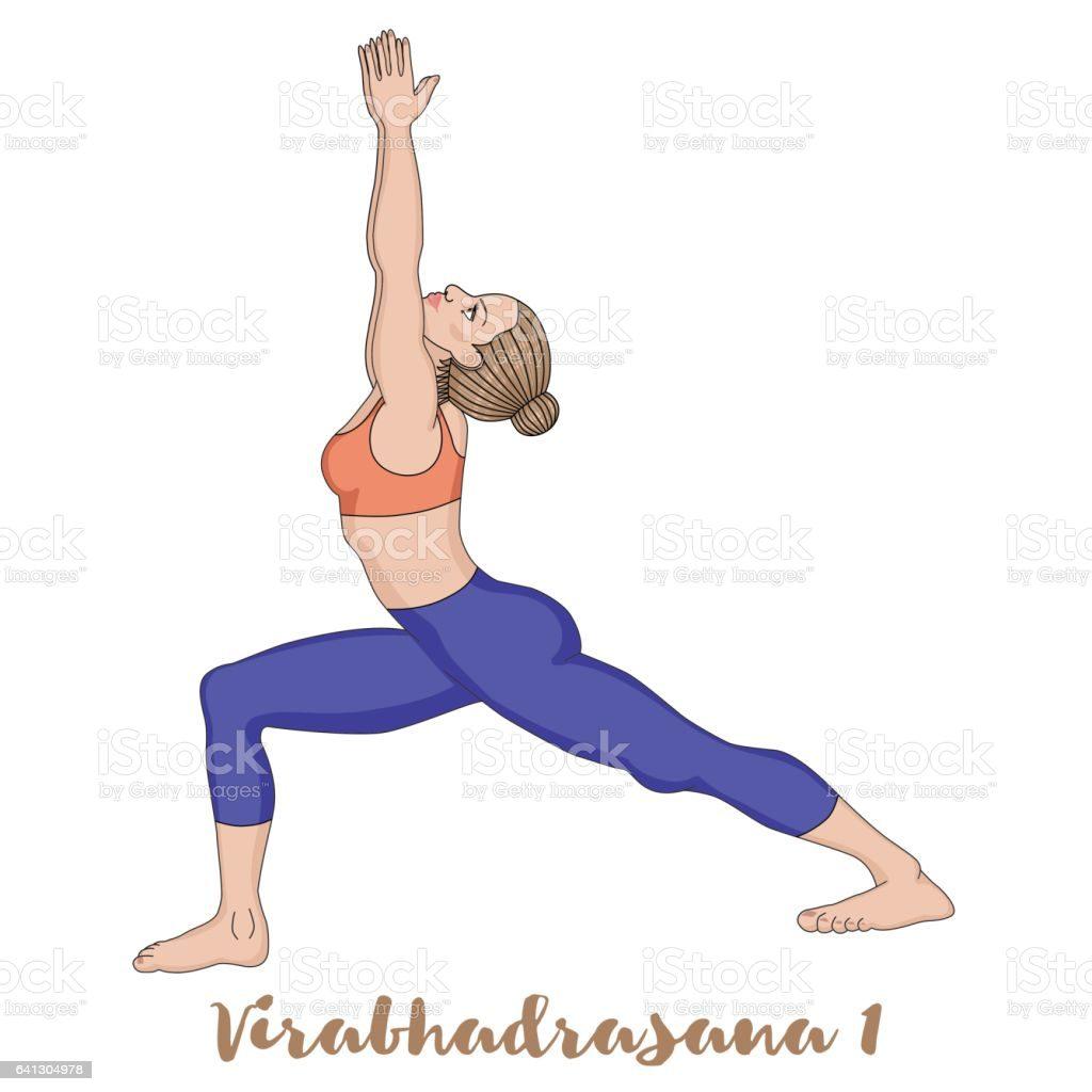 En este momento estás viendo Virabhadrasana 1
