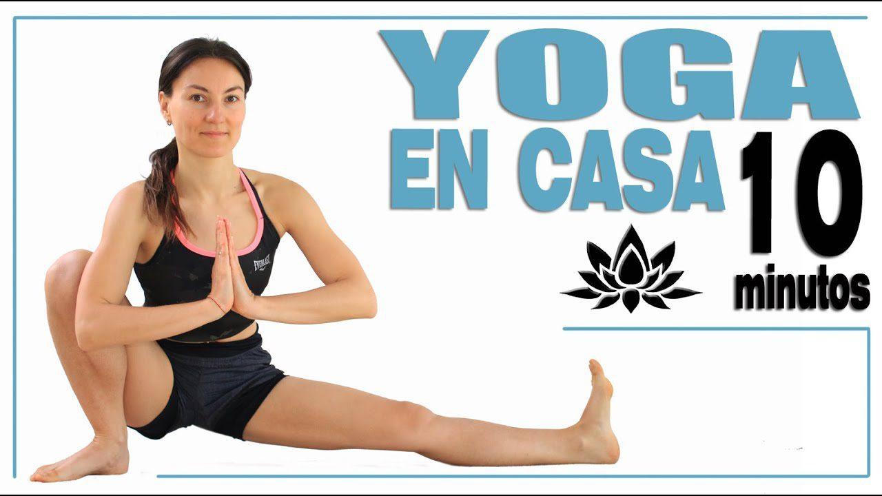 En este momento estás viendo Yoga en casa para principiantes en español