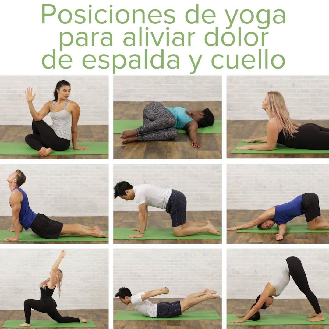 En este momento estás viendo Yoga espalda y cuello