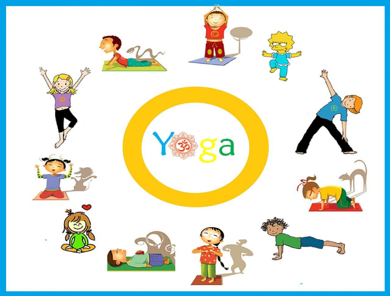 En este momento estás viendo Yoga infantil