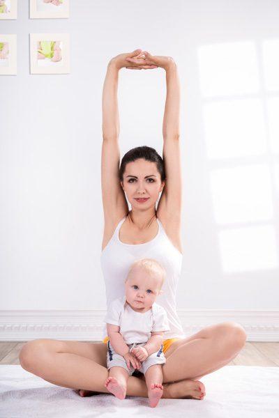 En este momento estás viendo Yoga mamas