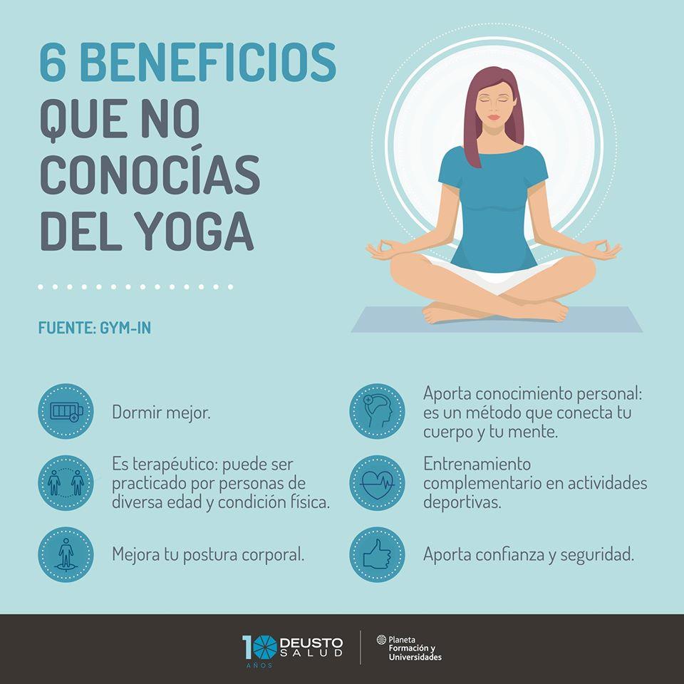 En este momento estás viendo Efectos del yoga