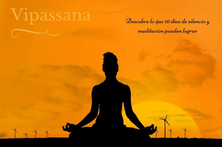 En este momento estás viendo Que es la meditacion vipassana