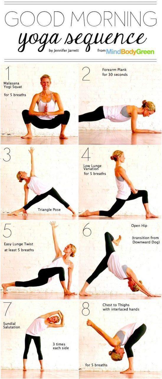 En este momento estás viendo Yoga para empezar el dia