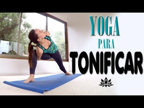 En este momento estás viendo Yoga para tonificar